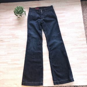 AG Jeans The Terry Wide Leg Jeans *Flaw* Size 26